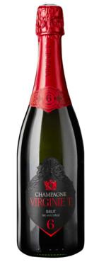 Champagne VIRGINIE T. - Grande Cuvée 6 ans d'âge