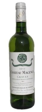 Chateau Magence - Château Magence Blanc