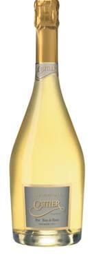 Champagne CATTIER - Brut Blanc de Blancs Premier Cru