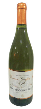 Domaine Gauffroy Marc - Bourgogne Blanc