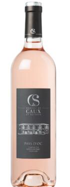 Château de Caux et Sauzens -  Rosé grenache cinsault