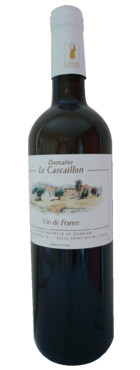 Domaine le Cascaillon - vin de france blanc