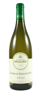 Jean-Marc Brocard - Grands crus Les Bougros