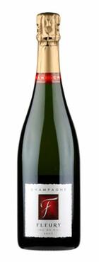 Champagne Fleury - Cuvée Blanc de Noirs Brut