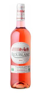 Château Rioublanc Rosé BIO