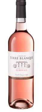 Vignobles Falgueyret Leglise - Château Terre Blanque Bordeaux rosé