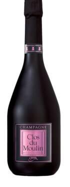Champagne CATTIER - Champagne Clos du Moulin Rosé