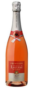 Champagne Emile Leclere - ROSE BRUT EMILE LECLERE