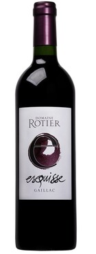 Domaine Rotier - Esquisse