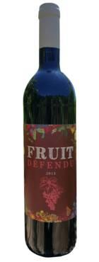 Domaine Orgâmic - Fruit défendu