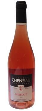 Vignobles Chéneau - Merlot Rosé