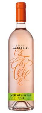 Domaine La Garelle - Merlot-Syrah Rosé