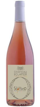 Château de Clapier - cuvée soprano rosé