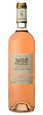 Domaine de l'Olivette - Cuvée spéciale rosé