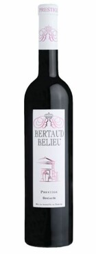 Bertaud-Belieu - Rouge prestige