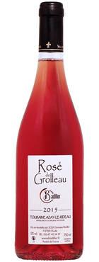 Domaine Badiller - Rosé de Grolleau