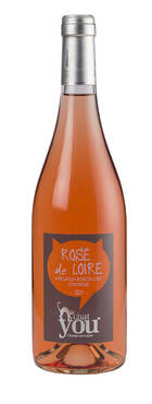 Domaine des Chailloux - Rosé de Loire Chat You