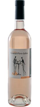 Domaine Grand Père Jules - IGP Vaucluse Rosé - Cuvée entre amis