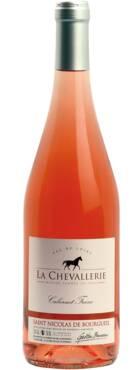 La Chevallerie - Rosé 100% cabernet franc