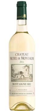 Domaine de Michel de Montaigne - Blanc Sec
