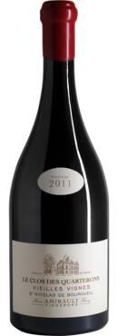 Domaine Amirault, le Clos des Quarterons - Les Vieilles Vignes du Clos des Quarterons