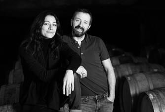 Emeline et Sébastien Bobinet