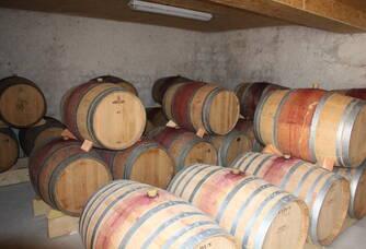 Chai de la Cave Bruneau Dupuy
