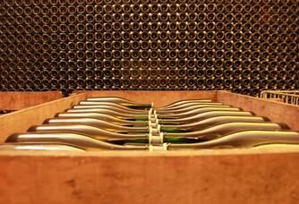 Bouteilles du Champagne Ponson
