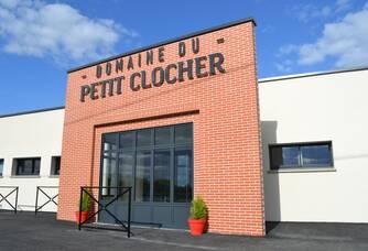 Entrée du Domaine du Petit Clocher