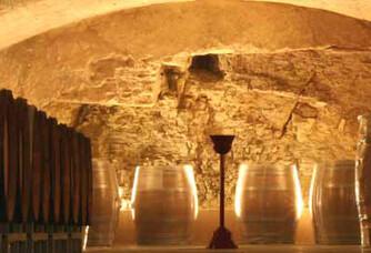 Cuves du Domaine des Bosquets