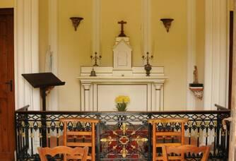 La chapelle du Château Vermont