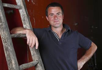 Damien Bruneau du Domaine Damien Bruneau