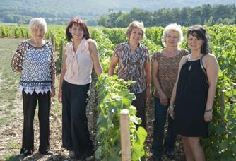 Les femmes des Champagnes Gremillet