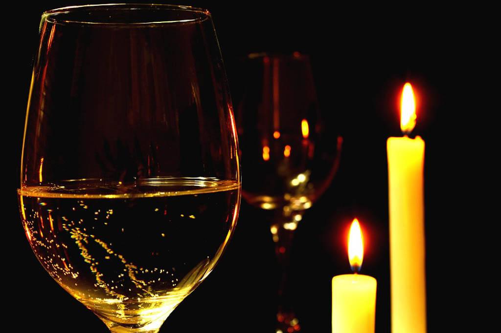 Vins romantiques